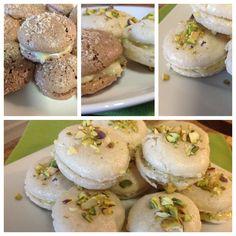 Home made Macarons Adriano Zumbo, Pistachio Macarons, How To Make Macarons, Coconut, Homemade, Baking, Breakfast, Ethnic Recipes, Sweet