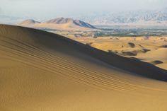 Paesaggio desertico, Huacachina (Perù)