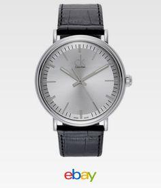 Calvin Klein Surround Men's Quartz Watch K3W211C6