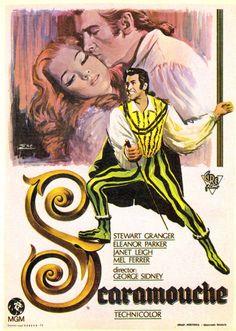 Scaramouche 1952 ‧ Drama/Filme de ação