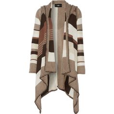 Line Shelby striped cashmere cardigan ($220) ❤ liked on Polyvore featuring tops, cardigans, multi, cashmere cardigan, open front cardigan, cut loose tops, multi color cardigan and multi colored cardigan