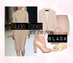 TREND ALERT: Nude Tones Are The New Black