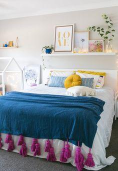 Romantic bedroom