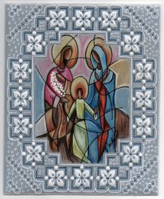 T T Christmas nativity. Christmas Nativity, Christmas Cards, Parchment Design, Parchment Cards, 3d Sheets, Stained Glass Patterns, Cardmaking, Origami, Diy And Crafts