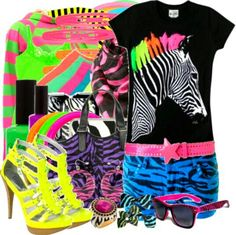 80's Style Ideas