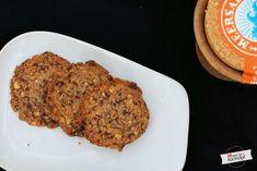 Schokoladen-Walnuss-Cookies mit Fleur de Sel - http://www.kochtopf.me/schokoladen-cookies-mit-fleur-de-sel