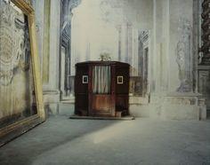 Luigi Ghirri, Parma, Interno della Certosa, 1987 | Artuner