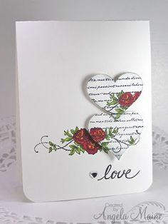 valentine's day, mother's day,sweetest day, love....the occasions are endless