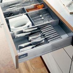 Range couteaux pour tiroir RAN260GR