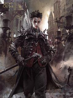 Upooru the vampire regular by *neisbeis on deviantART