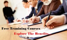 Unfolding the Benefits Of Free Training Courses Online