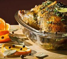 Nadziewana kaczka - Przepisy - Magda Gessler - Smaki Życia Nigel Slater, Polish Recipes, Polish Food, Meat Chickens, Kefir, Poultry, Dinner, Cooking, Easter