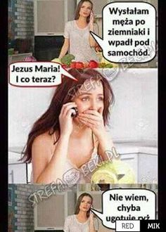 nie ma tu co opisywac # Losowo # amreading # books # wattpad Funny Images, Funny Photos, Cool Photos, Hahaha Hahaha, Polish Memes, Weekend Humor, Funny True Quotes, Funny Mems, Text Memes