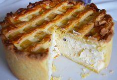 Súper tarta de Ricotta