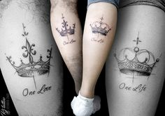 Tattoo for some people the Tattoo for a couple Tattoo Crown, Tattoo Crown Tattoo Tatowierung Couple Tattoos Tattoo for some folks the Tattoo for a pair Tattoo Crown, Tattoo Crown & Tattoo & Ta& Pair Tattoos, Mini Tattoos, Body Art Tattoos, Sleeve Tattoos, Small Tattoos, Wrist Tattoos, Tatoos, Couple Tattoos Love, Tattoos For Guys