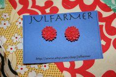 love these handmade earrings by julfarmer