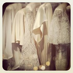 Busy busy busy with lots of brides trying on this little lot!