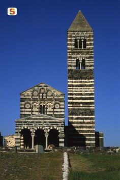 Sardegna DigitalLibrary - Immagini - Codrongianos, Chiesa della Santissima Trinità di Saccargia