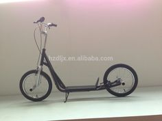 """Adult/teen Stunt Push Scooter/bike With Two Big 16"""" Wheels - Black , Find Complete Details about Adult/teen Stunt Push Scooter/bike With Two Big 16"""" Wheels - Black,Push Scooter,Scooter Bike,Teen Stunt Push Scooter Bike With 16 Inch from -Hangzhou Dongling Machinery Co., Ltd. Supplier or Manufacturer on Alibaba.com"""