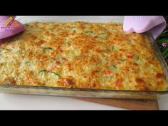 FINOM! és egészséges! A zöldségek finomabbak, mint a hús. percek alatt készen áll. - YouTube Vegetarian Casserole, Casserole Recipes, Vegetarian Recipes, Cooking Recipes, Healthy Recipes, Side Dish Recipes, Brunch Recipes, Vegetable Recipes, Appetizer Recipes