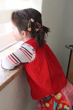 Farfallina-kids: Probenähen Liora 3