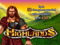 Highlands  #casino #slots #online #real #money #free #virtual #vegas #games #gambling #entertainment