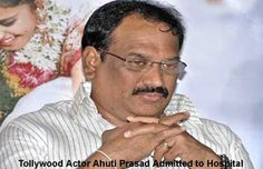 Flash: #Tollywood Actor #AhutiPrasad Dies of Cancer   Read more at: http://andhrabugle.com/movie-news.php?mid=922#.VKkD_tKUdA0