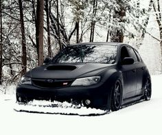 Subaru Sti. Follow myhatchback.com for awesome hatchbacks! Submit yours to be featured!