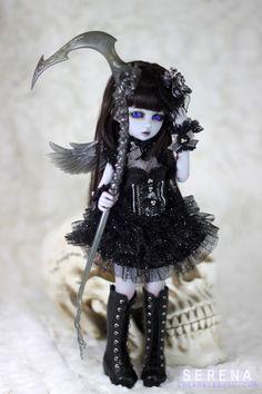 sugarbledoll.com - sugarble Mori Ball jointed doll