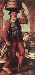 Market Scene, Pieter Aertsen, 1561