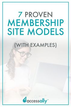 Looking for some membership site model examples that work? Take a look at these and get inspired Membership Site Profits Make Money Online, Business Tips, Online Business, Business Planning, Site Model, Site Website, Blog Topics, Creating A Blog