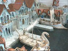 Miniatures for Solo Gamers | The Best of 2013 - Elven port!