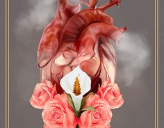 """Check out new work on my @Behance portfolio: """"El Amor"""" http://be.net/gallery/43791917/El-Amor"""