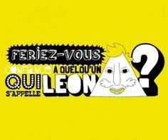 Site web de LEON