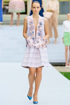 Marina Hoermanseder Berlin Spring 2016 Fashion Show