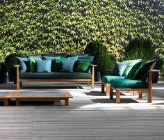 InOut by Gervasoni | Garden lounge | Relaxing