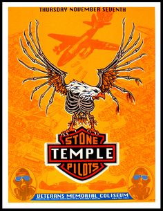 GigPosters.com - Stone Temple Pilots