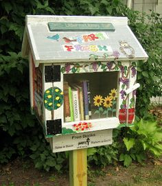 Book Chase: You Can Have Your Own Little Free Library