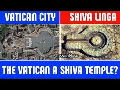 Christian Vatican Originally a Temple of Lord Shiva?