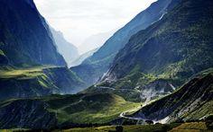 Lijiang, mountains, summer, Asia, Tibet, China