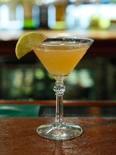 Orchard Flowers - gin, elderflower liqueur, cider, & a splash of lime #cocktails