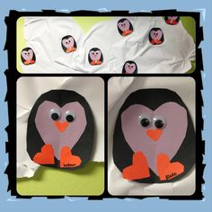 """Fun new """"Winter Wonderland"""" bulletin board in our 2 year old classroom!!! Very easy to do! Great cutting exercise!"""