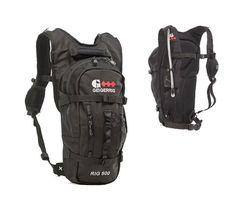 Pressurized Hydration Packs; Backpack, Inline Filters, Bladders by Geigerrig