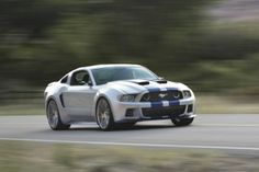 """Ford Shelby Mustang """"Need for Speed"""" Ford Mustang Shelby Gt500, 2014 Ford Mustang, Ford Shelby, Mustang Cars, Ford Gt, Us Cars, Sport Cars, Dodge, Handy Wallpaper"""