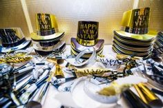 NYE's wedding props-