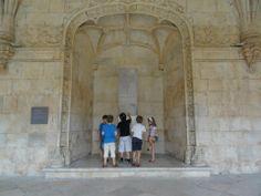 Visita ao mosteiro