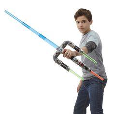 Star Wars Bladebuilders Jedi Master Lightsaber Set - $88.98