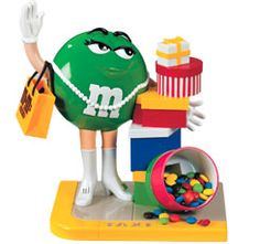 All M M Candy Characters | Purchase and Collect M & M World Candy Dispensers at ...