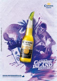 Welcome to Corona Island! http://www.coronaextra.eu/corona-island/