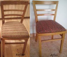 #chair#renovation#vintage
